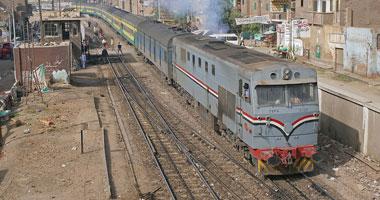 السكة الحديد تعلن التأخيرات المتوقعة فى حركة القطارات اليوم.. تعرف عليها