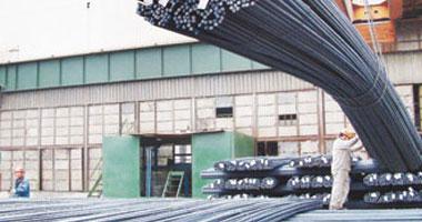 """أسعار مواد البناء اليوم.. الحديد يبدأ من 9100 للطن """"أرض مصنع"""""""