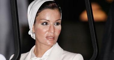 """الشيخة """"موزة"""" زوجة أمير قطر فى الأقصر اليوم"""