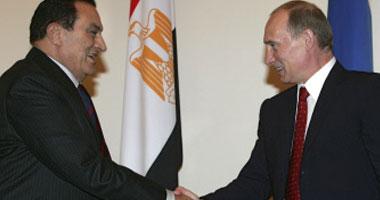 توقيع اتفاق التعاون النووى بين مصر وروسيا