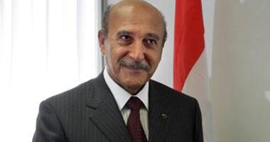 عمر سليمان نائب رئيس الجمهورية