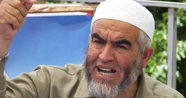 الشيخ رائد صلاح زعيم الحركة الإسلامية