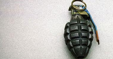 القبض على عاطل بحوزته 6 قنابل يدوية الصنع بحلوان