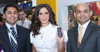 إليسا سفيرة للعلامات التجارية لسامسونج