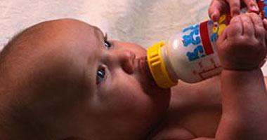 ما أسباب خنفرة الأطفال الرضع؟