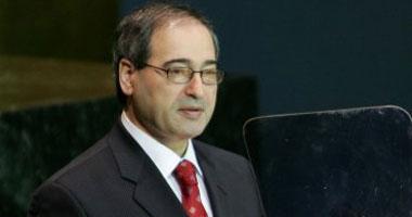 سوريا ترحب بالتحقيق الدولى فى اتهامات استخدام الكيميائى