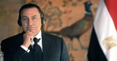 الرئيس مبارك طالب بتخفيف معاناة اللاجئين