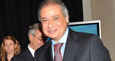 السفير أشرف راشد