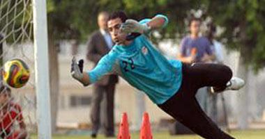 محمود أبو السعود حارس المنصورة