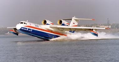 الصين تطور طائرة برمائية غير مأهولة لأعمال البحث والإنقاذ البحرى