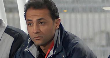 أحمد أيوب مدرباً فى الجهاز الفنى لنادى الأهرام سبورت