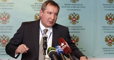 نائب رئيس الوزراء الروسى ديمترى روجوزين