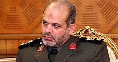 وزير الدفاع الإيرانى أحمد وحيدى