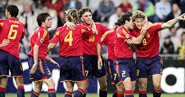 """أسبانيا تبدأ """"مشوار الألف ميل"""" بمواجهة كوستاريكا S102009511821"""