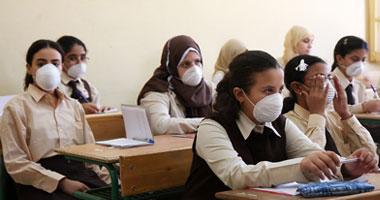 وزارة الصحة وجهت تعليماتها بارتداء الطلبة للكمامات أثناء الامتحانات