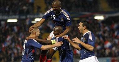 فرنسا تصارع أسبانيا على تذكرة مونديال 2014 S10201012235722