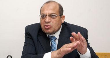الدكتور محمد محمدين رئيس الجامعة