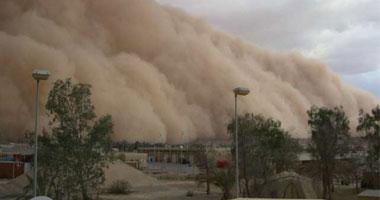 عواصف فى الصين - صورة أرشيفية