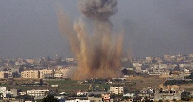 إطلاق قذيفة هاون من غزة على إسرائيل s102010219340.jpg