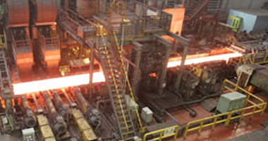 """شركة """"اورال"""" الروسية تدرس تحديث مصنع الحديد والصلب فى حلوان"""