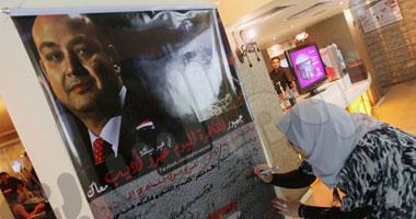 عمرو أديب يشكر جماهيره المحتفلة بعيد ميلاده بعيداً عن القاهرةاليوم