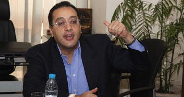 الدكتور مصطفى مدبولى رئيس الهيئة العامة للتخطيط العمرانى بوزارة الإسكان