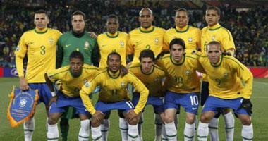 المنتخب البرازيلى - صورة أرشيفية