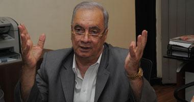 زاهر: أتقبل الإقالة.. ولا نتحمل مسئولية أحداث بورسعيد