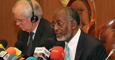 على كرتى وزير الخارجية السودانى