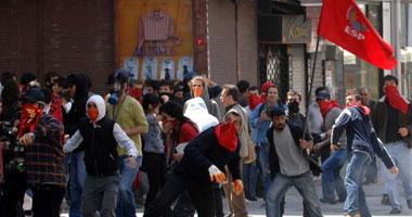 العلويون الأتراك يتظاهرون للمطالبة بإلغاء مادة الدين السنى - صورة ارشيفية