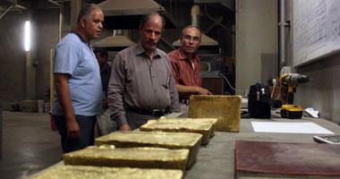 مصنع السكرى للذهب
