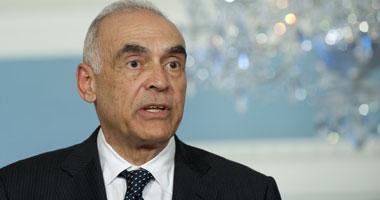 وزير الخارجية محمد كامل عمرو
