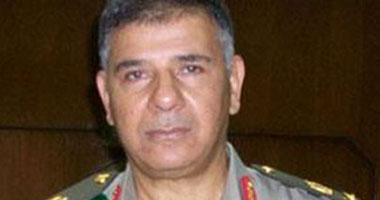 اللواء عادل المرسى رئيس هيئة القضاء العسكرى