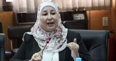 منى مصطفى رئيس مجلس إدارة هيئة النقل العام