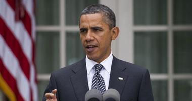 الرئيس الأمريكى بارك أوباما