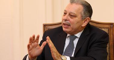 الدكتور فتحى البرادعى وزير الإسكان