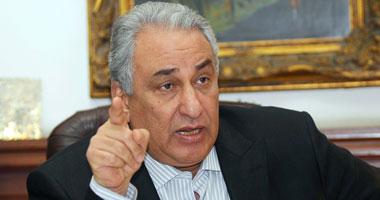 """""""عاشور"""" يطالب """"عبد المعز"""" بالاستقالة"""