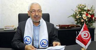 راشد الغنوشى زعيم حركة النهضة الإسلامية