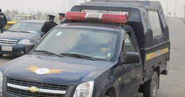الأشقاء الأربعة يختطفون رقيب شرطة