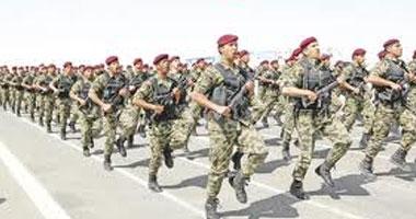 الحرس الوطنى الكويتى يختتم تدريب (شاهين 1) المشترك مع الجيش البريطانى