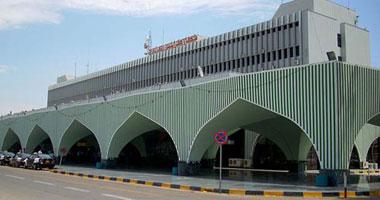مطار طرابلس ـ صورة أرشيفية