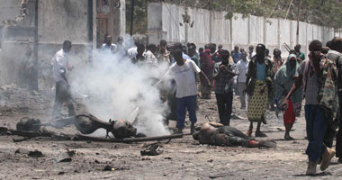الأوضاع فى الصومال - صورة أرشيفية