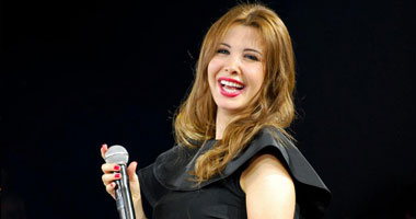 النجمة اللبنانية نانسى عجرم