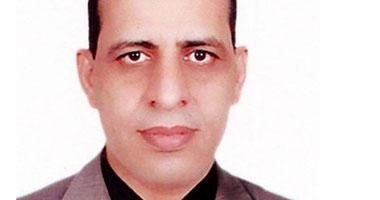 عاطف يوسف أمين عام الغرفة التجارية المصرية بأسيوط