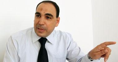 الدكتور وليد عبد الغفار، منسق مشروع محور تنمية إقليم قناة السويس