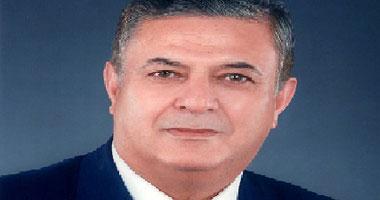 المهندس درويش حسنين الرئيس التنفيذى لشركة السعودية المصرية للتعمير
