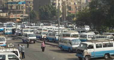 ضبط 16 بلطجيا وزعيمهم لفرضهم السيطرة على قائدى السيارات بمواقف القاهرة