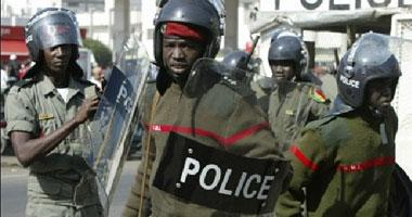 الشرطة السنغالية تطلق الغاز المسيل للدموع على مؤيدى نجل الرئيس السابق