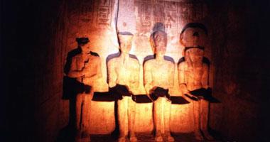 عالم مصريات: الشمس تتعامد على أبو سمبل بعد غد ولمدة 20 دقيقة