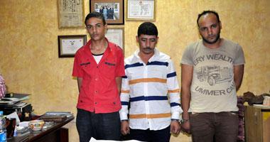 سقوط 3 عاطلين وبحوزتهم 8 كيلو حشيش قبل ترويجها فى العيد بالقاهرة